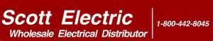 Scott Electric logo